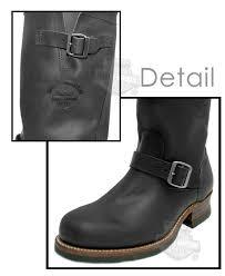 engineer motorcycle boots 96201 harley davidson mens engineer 110th anniversary black