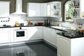 decoration cuisine noir et blanc decoration cuisine moderne by sizehandphone decoration