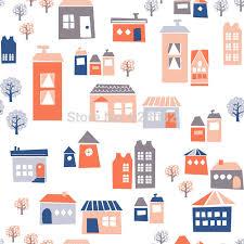 wallpaper cute house environmental health paper wallpapers papel de parede cute cartoon