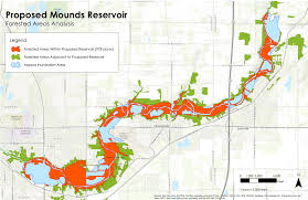 Map Of Camp Pendleton Maps Mounds Lake Reservoir
