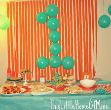 1st birthday party decorations at home birthday simple decoration images