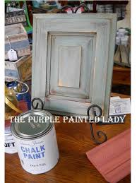 Blue Painted Kitchen Cabinets 99 Best Chalk Paint On Cabinets Images On Pinterest Chalk