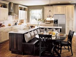 kitchen room island with table black kitchen island with seating
