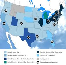 Dr Map Deregulation Map Unified Energy