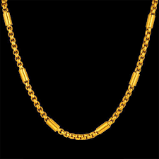 mens gold necklace chains images Mens designer neck chain at rs 30000 piece neck chains id jpg