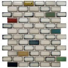 Brick Backsplash Tile Youll Love Wayfair - Brick backsplash tile