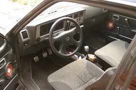 opel kapitan interior opel kadett brief about model