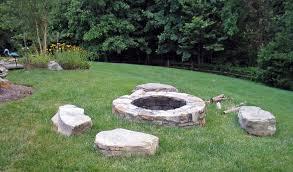 Patio And Firepit by Patio Fireplace U0026 Fire Pits In Frederick Md Poole U0027s Stone U0026 Garden