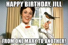 Mary Poppins Meme - mary poppins happy birthday meme mne vse pohuj