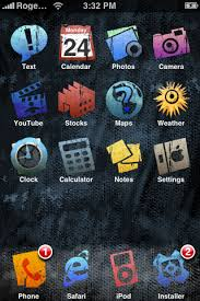 iphone themes that change everything how to change your iphone wallpaper or theme iphone in canada blog