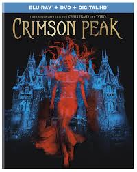 halloween horror nights crimson peak crimson peak highlights blu ray dvd and digital release for feb