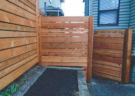 Custom Trellis Panels Custom Fence With Grape Trellis U2014 Seattle Urban Farm Company
