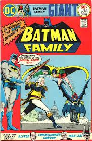 batman of the family batman family vol 1 1 dc database fandom powered by wikia