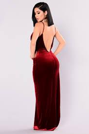 velvet dress velvet dress burgundy