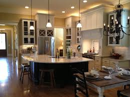 kitchen adorable open modern floor plans small kitchen living