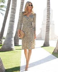 top 10 dress styles for women over 50 1 the wrap hair styles