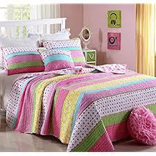 marcielo 2 bedspread quilts set throw