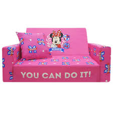 Minnie Mouse Flip Sofa by Kiddie Sit And Sleep Disney Minnie Mouse You Can Do It