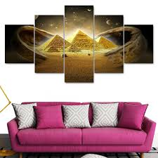 Living Room Art Paintings Online Get Cheap Egyptian Art Paintings Aliexpress Com Alibaba
