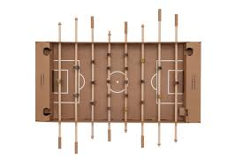 Regulation Foosball Table Kartoni Cardboard Foosball Table By Kickpack