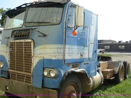 kenworth cabover history 1978 freightliner cab over semi truck item 1016 sold au