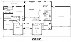 collections of home floor plans canada free home designs photos
