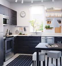 elegant ikea dark kitchen cabinets ideas on2go