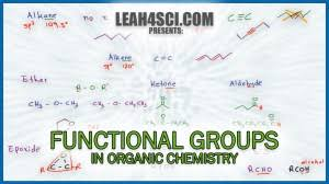 organic chemistry functional groups simplified to memorize by