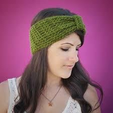 crochet headband free crochet pattern october nights headband