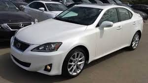 lexus westport pre owned 2012 lexus is 250 interior and exterior car for review