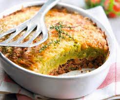 cuisine dietetique recette équilibré hachis parmentier diététique