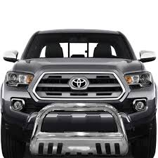 2006 toyota tacoma bull bar wynntech bull bar bumper guard for 2016 17 toyota tacoma t304