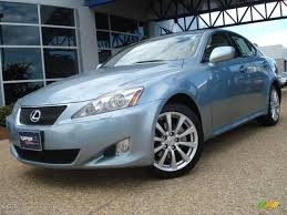 lexus paint colors 2007 breakwater blue metallic lexus is 250 awd 18998382 photo 3