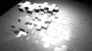 puzzle pieces coming together royalty free video and stock footage