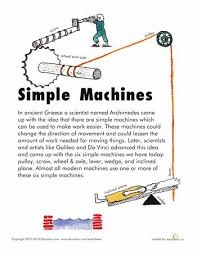 22 best science simple machines images on pinterest teaching