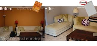 orange livingroom livingroom progress paint and a pinterest project u2013 dirty diaper