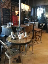 bar meuble cuisine bar meuble cuisine inspirant table cuisine style industriel style