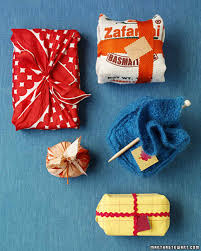 Japanese Wrapping Method by Gift Wrapping Ideas Martha Stewart
