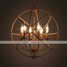 Real Candle Chandelier Chandelier Uplight Candle Style Rustic Lodge 110 120v 220