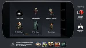 bundle android humble mobile bundle for android begins alongside new humble