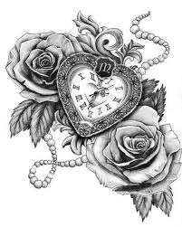 best 25 clock tattoo design ideas on pinterest clock tattoos