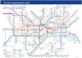 London Subway Map by A Look At London U0027s Tube And Rail Upgrade Plans U2013 Ianvisits
