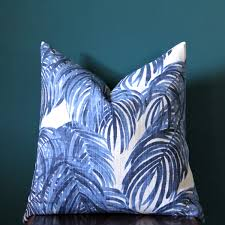 tropical pillow cover palm leaf pillow cover island decor