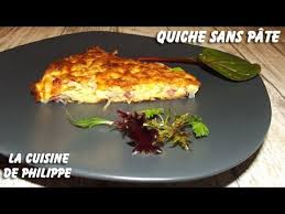 hervé cuisine quiche quiche sans pâte