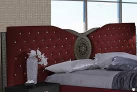 chambre a coucher bordeaux tana bordeaux et noir chambre a coucher le lit lignemeuble com