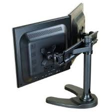 support ecran pc pour bureau pied d ecran de bureau comparer 129 offres