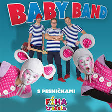 baby band fíha tralala baby band ticketportal vstupenky na dosah