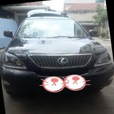 xe lexus nhap khau cần bán xe lexus rx330 đời 2006 màu đen nhập khẩu chính hãng