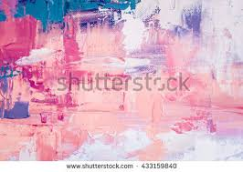 abstract art background oil painting on stock illustration