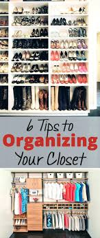 organizing your apartment closet organizing your closet best closet organization tips ideas
